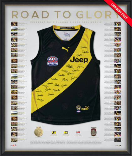 Photo of 2019 Premiers Road to Glory - Edition #76