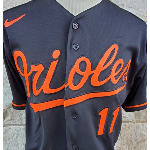 Photo of Black Team Issued Jersey - Size 42