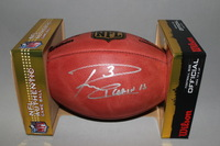 PCC - SEAHAWKS RUSSELL WILSON SIGNED AUTHENTIC FOOTBALL