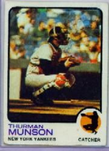 Photo of 1973 Topps #142 Thurman Munson