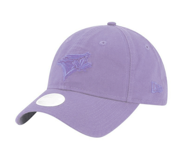 Toronto Blue Jays Women's Core Classic Tonal Lavender Adjustable Cap by New Era