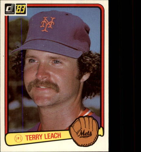 Photo of 1983 Donruss #634 Terry Leach