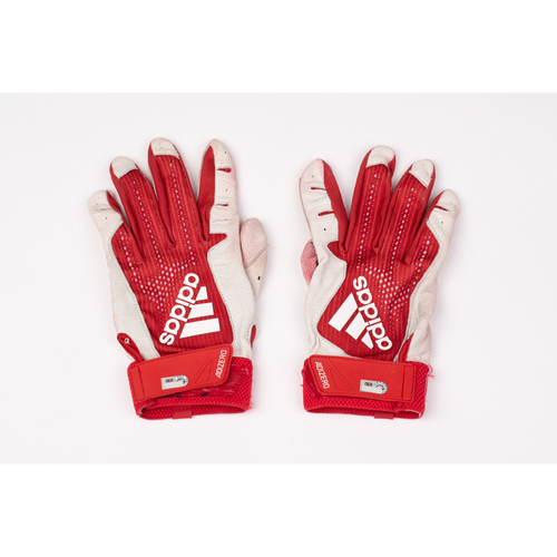 Photo of Team Issued Adidas Batting Gloves