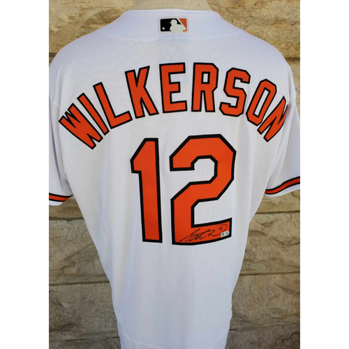 Photo of Stevie Wilkerson: Jersey - Autographed