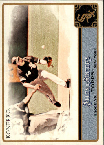 Photo of 2011 Topps Allen and Ginter #289 Paul Konerko
