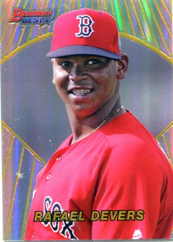 Photo of 2016 Bowman's Best '96 Bowman's Best  Rafael Devers