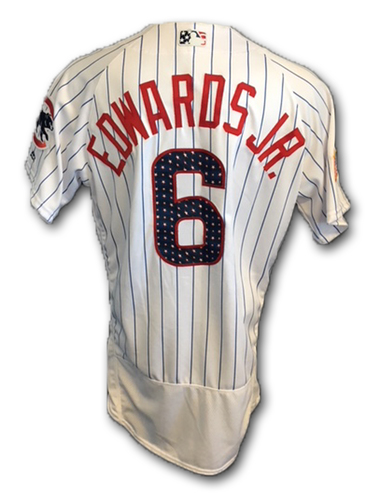Photo of Carl Edwards, Jr. Stars and Stripes Team-Issued Jersey