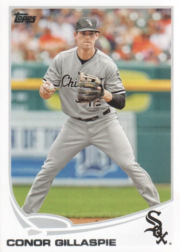 Photo of 2013 Topps Update #US283 Conor Gillaspie