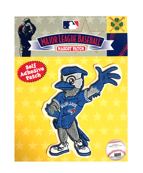 Toronto Blue Jays Ace Mascot Patch by The Emblem Source