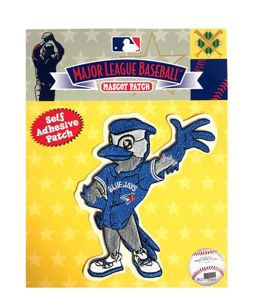 Toronto Blue Jays Ace Mascot Patch by The Emblem Source