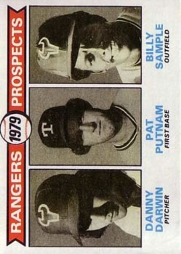 Photo of 1979 Topps #713 Danny Darwin RC/Pat Putnam/Billy Sample RC