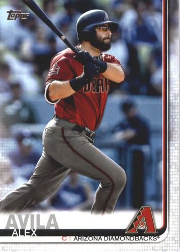 Photo of 2019 Topps #458 Alex Avila