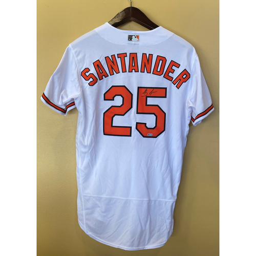 Photo of Anthony Santander: Jersey (Autographed)