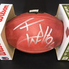 NFL - Steelers T. J. Watt Signed Authentic Football