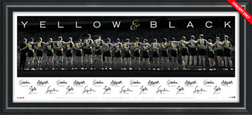 Photo of 2019 Premiers Team Signed Lithograph - Edition #36