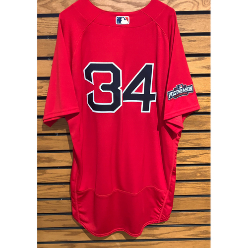 Photo of #34 Team Issued 2016 Home Alternate Jersey