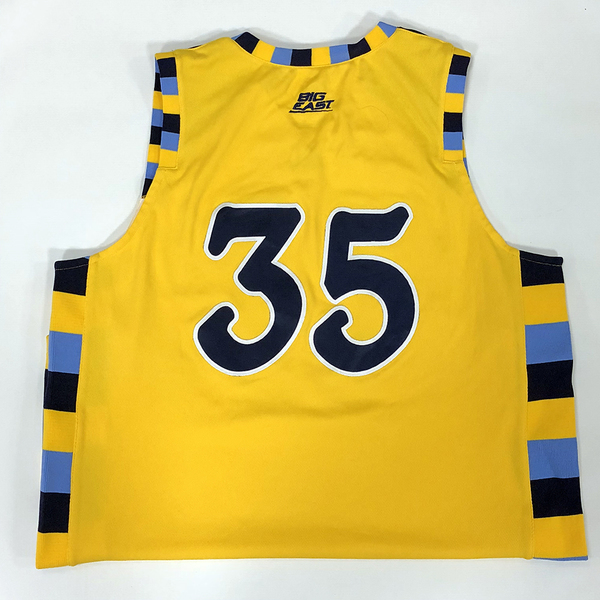 Photo of No. 35 Brand Wade Gold Marquette Jersey