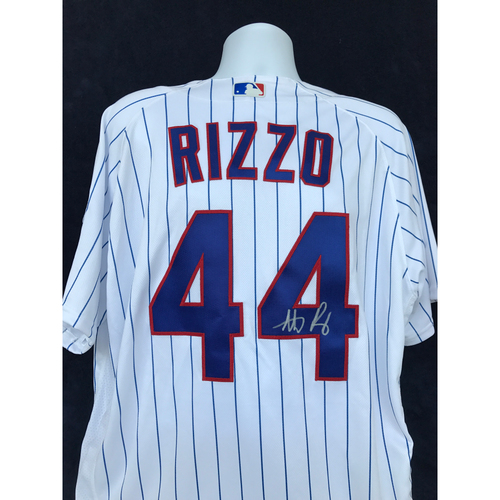 Photo of Mauer & Friends Kids Classic Charity Auction: Anthony Rizzo Autographed Jersey - Not MLB Authenticated