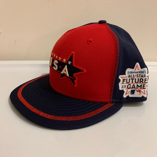 Photo of 2014 All Star Futures Game -  Game Used Cap  - Braden Shipley (Arizona Diamondbacks) Size - 7