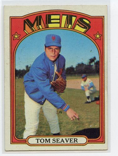 Photo of 1972 Topps #445 Tom Seaver