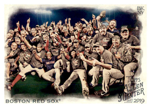 Photo of 2019 Topps Allen and Ginter #297 Boston Red Sox
