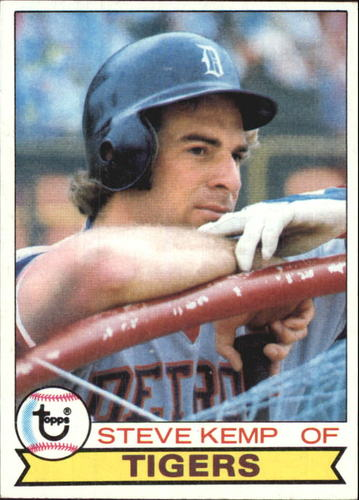 Photo of 1979 Topps #196 Steve Kemp DP