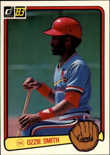 Photo of 1983 Donruss #120 Ozzie Smith
