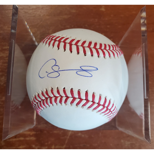 Autographed Baseball - Gary Sanchez