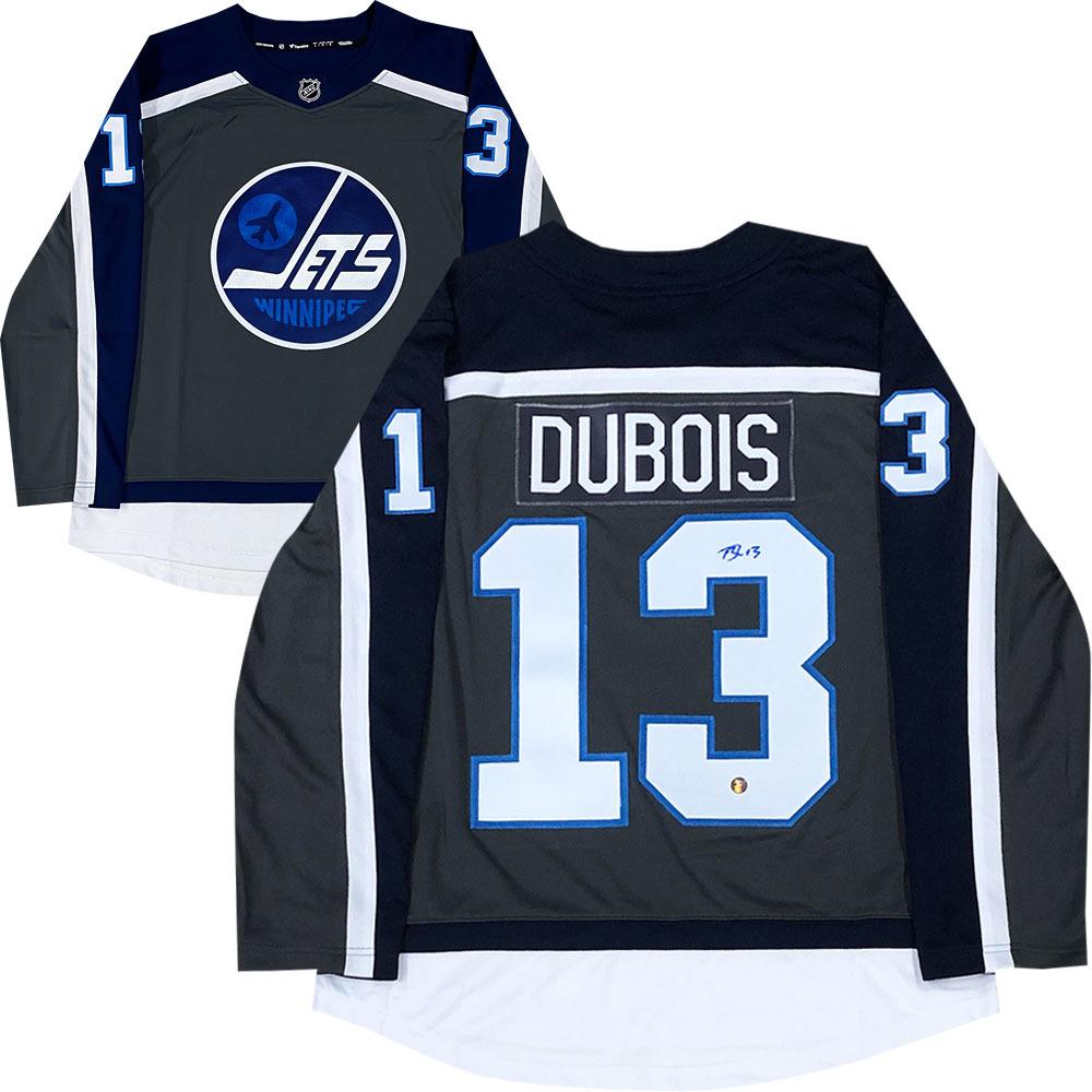 Pierre-Luc Dubois Autographed Winnipeg Jets Fanatics Special Edition Jersey