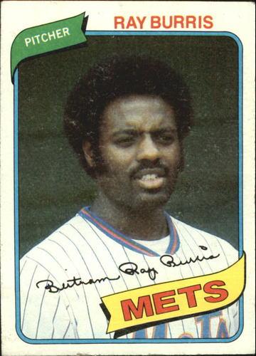 Photo of 1980 Topps #364 Ray Burris