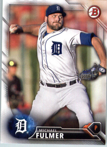 Photo of 2016 Bowman Prospects #BP91 Michael Fulmer