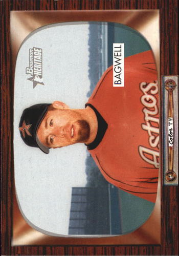 Photo of 2004 Bowman Heritage #174 Jeff Bagwell
