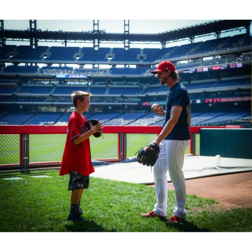 Photo of Private Pitching Session with Phillies All-Star Pitcher Aaron Nola