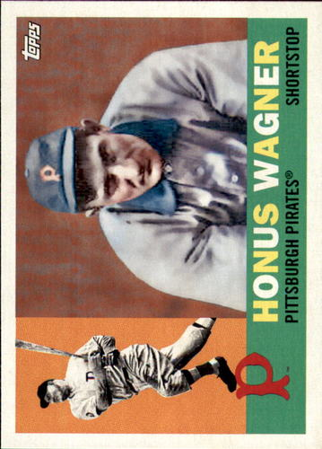 Photo of 2017 Topps Archives #23 Honus Wagner