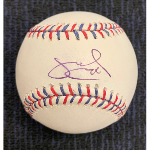Photo of Jason Heyward MLB Authenticated Autographed 2009 MLB All-Star Game Baseball