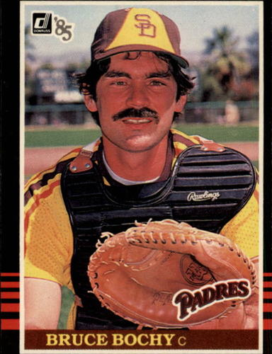 Photo of 1985 Donruss #505 Bruce Bochy