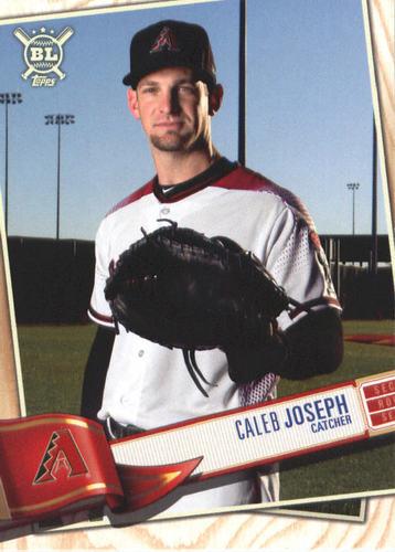 Photo of 2019 Topps Big League #269 Caleb Joseph