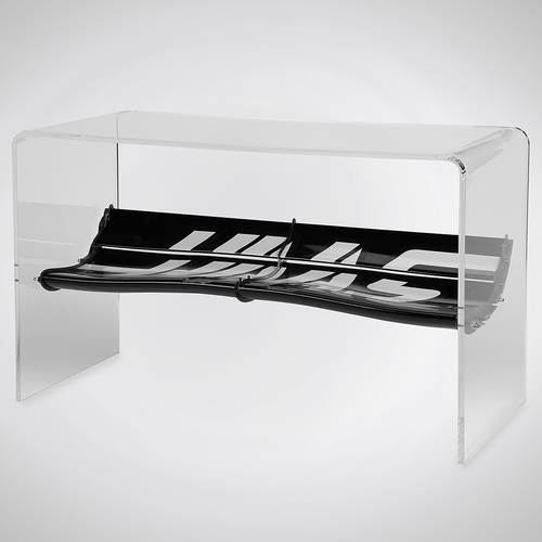 Photo of Haas F1 Team 2017 Rear Wing Table