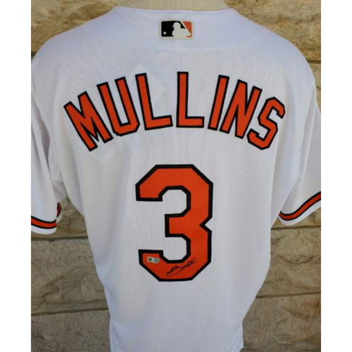 Photo of Cedric Mullins: Jersey - Autographed
