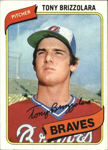 Photo of 1980 Topps #156 Tony Brizzolara RC