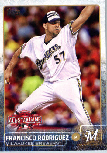 Photo of 2015 Topps Update #US252 Francisco Rodriguez