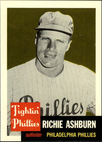 Photo of 1991 Topps Archives 1953 #311 Richie Ashburn
