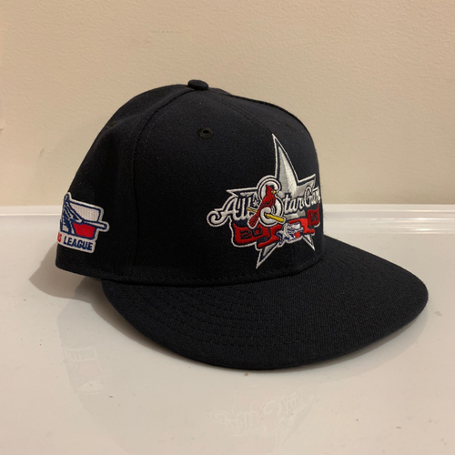 Photo of 2016 Texas League All Star Game -  Game Used Cap  - Brian McArn (TL All-Stars - South) Size - 7 -1/8