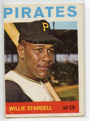 Photo of 1964 Topps #342 Willie Stargell