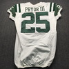 Jets - Calvin Pryor III Team Issued Away Jersey Size 42