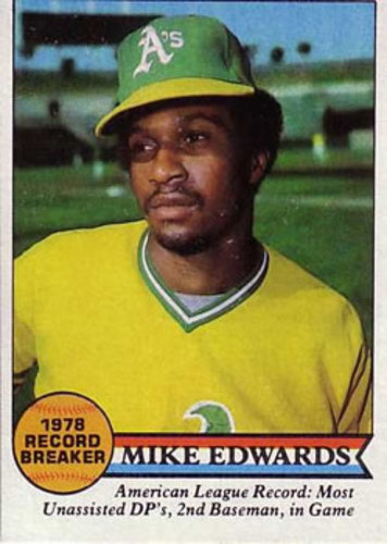 Photo of 1979 Topps #201 Mike Edwards RB