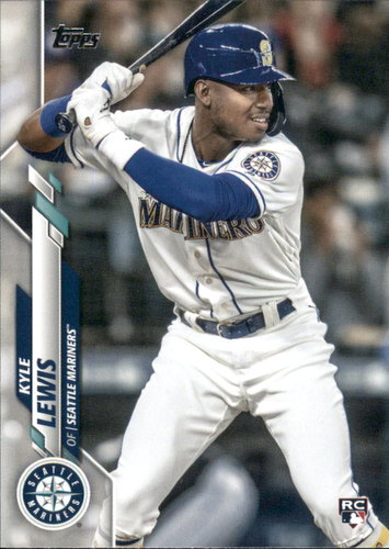 Photo of 2020 Topps #64 Kyle Lewis RC