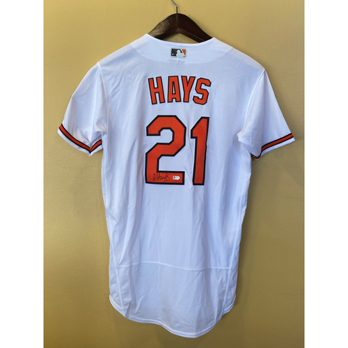Photo of Austin Hays: Jersey (Autographed)