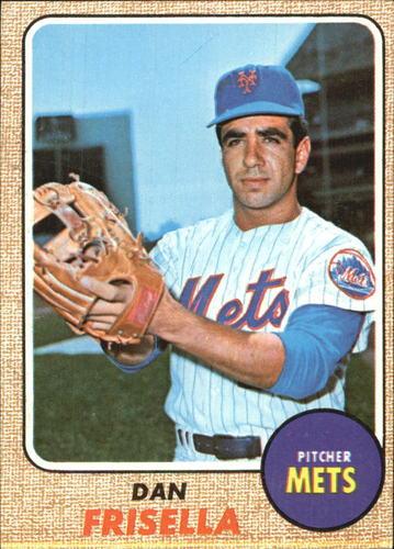 Photo of 1968 Topps #191 Dan Frisella RC