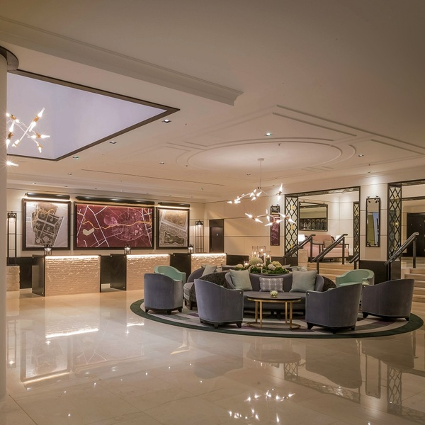 Exclusive luxury travel event with conrad hotels resorts for Exclusive luxury hotels
